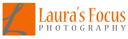 Laura's Focus Photography logo